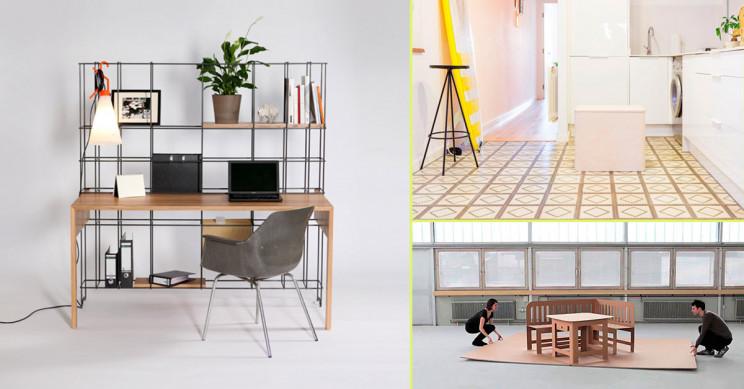 Cinco muebles versátiles que deberías tener en tu casa